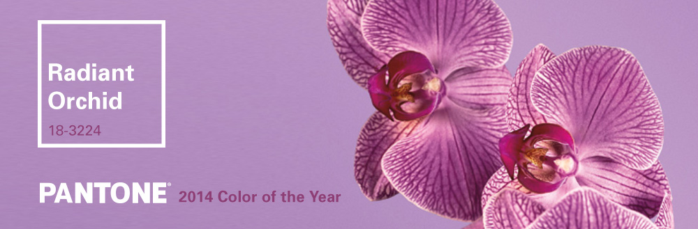 Designing with Pantone's 2014 Color the Year