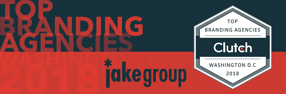 The Jake Group Named Top Branding Agency in DC