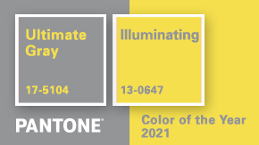 Pantone's Colors of the Year Give Us Hope for 2021
