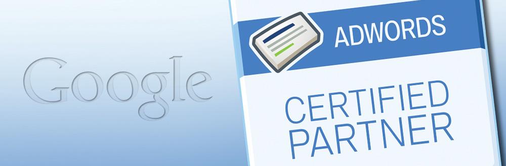 Jake Attains Google AdWords Certified Partner Status