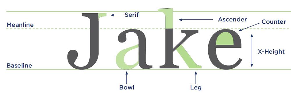 Typography 101 Font Basics Jake Group