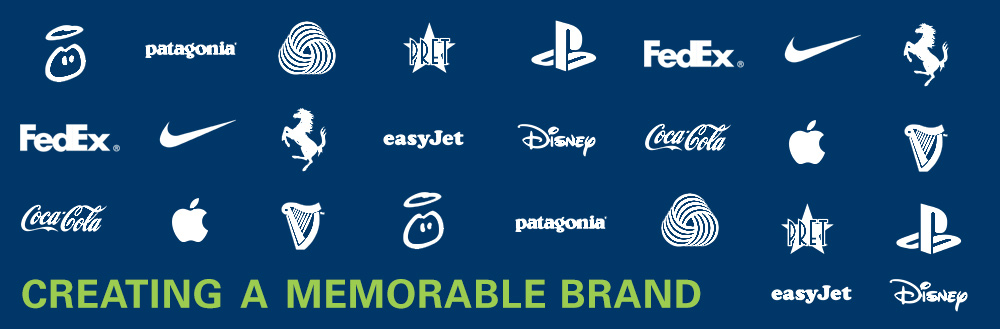 Creating a Memorable Brand: Four Principles of Effective Logo Design