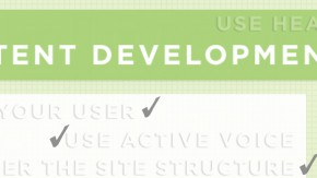Content Development Guidelines for the Web
