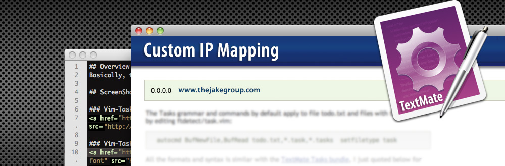 Custom IP Mappings for PC and Mac
