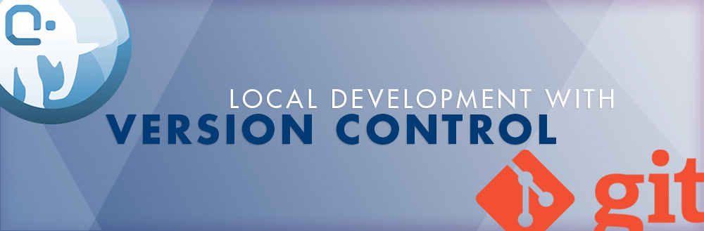 Local Development with Version Control