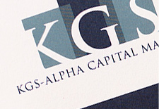 KGS-Alpha Capital Markets